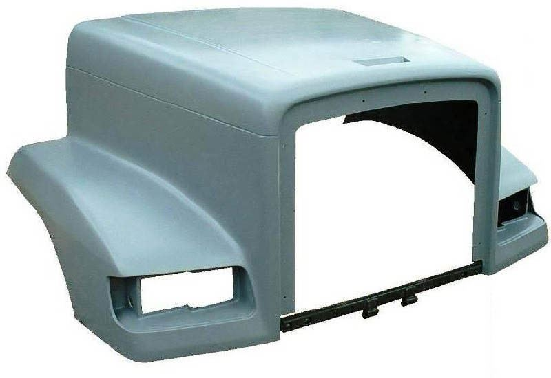 Fld 120 Accessories : Freightliner fld stock  hoods tpi