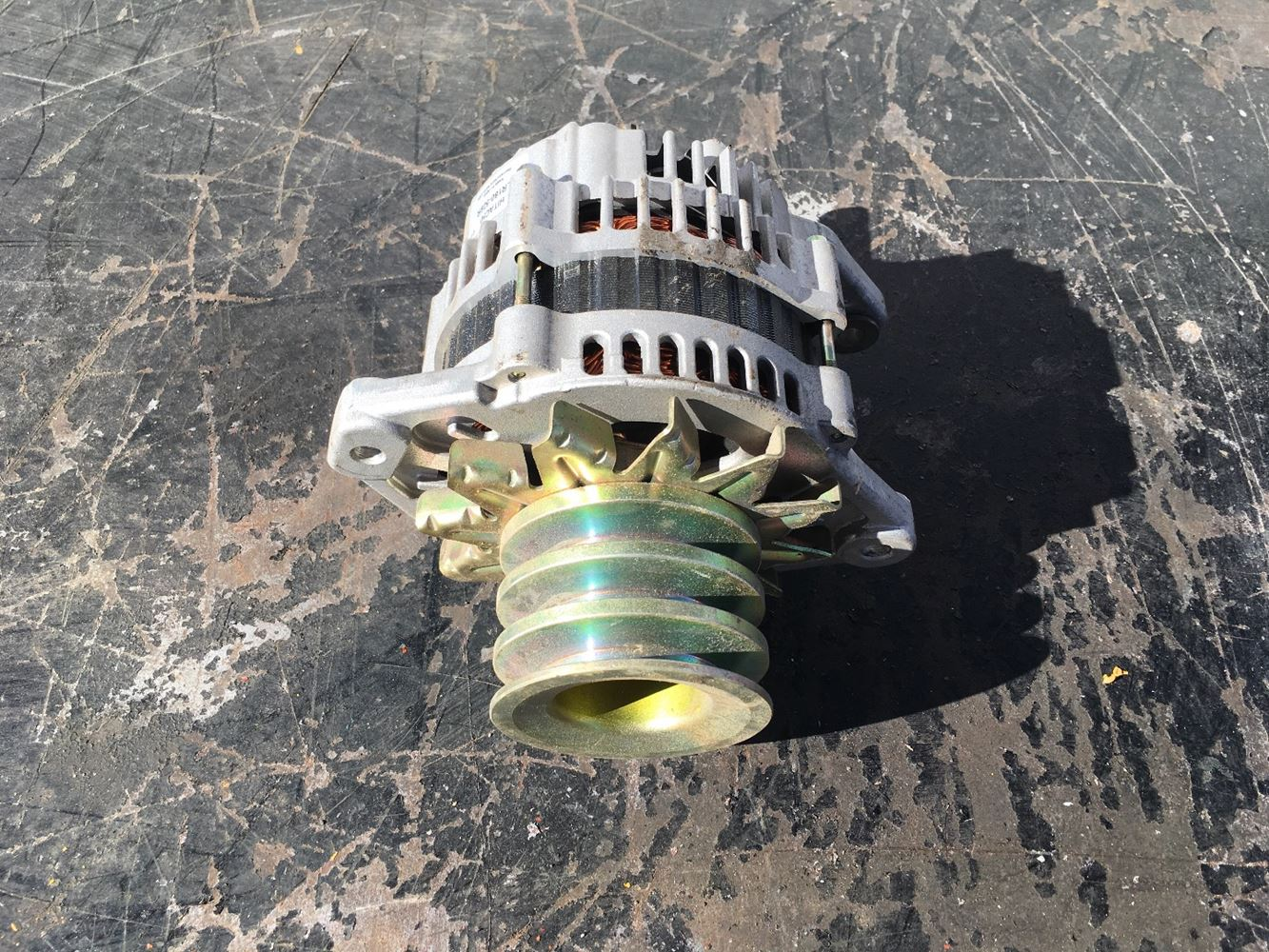 Used Parts for  ISUZU NPR for sale-59045505