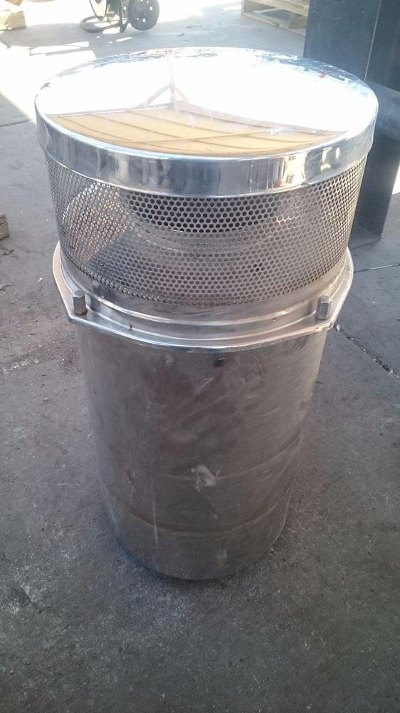 Donaldson Air Cleaner Tops : Air cleaners new and used parts american truck chrome