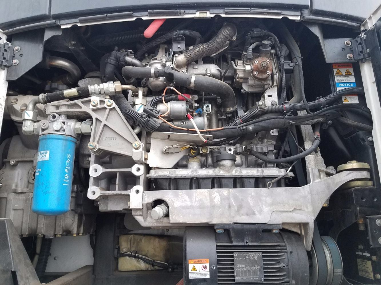Used Parts for 2015 UTILITY UTILITY 28