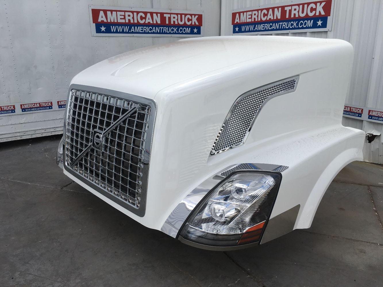 Stock #51966 - Hoods | American Truck Chrome