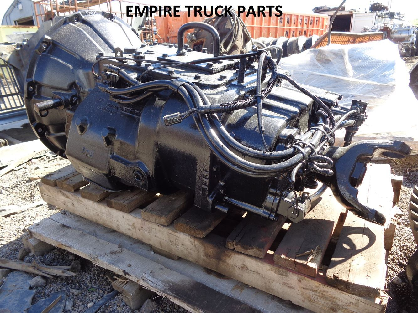 Media 1 for Eaton/Fuller RTLO16913A Transmission Assys