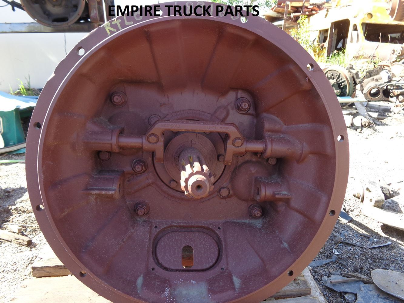 Media 2 for Eaton/Fuller RTLO16913A Transmission Assys
