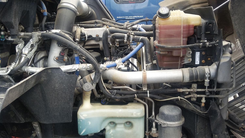 2013 International MAXXFORCE 13 (Stock #H468-2) | Engine