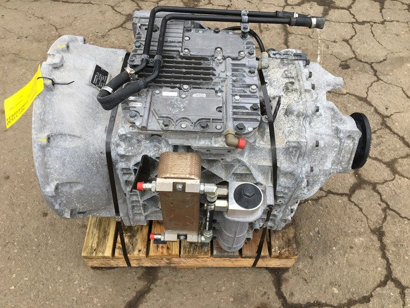 Volvo I Shift Stock 701 11530 Transmission Assys Tpi
