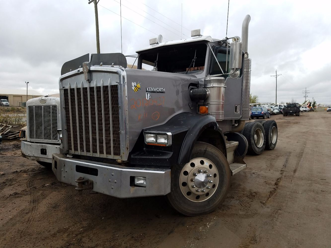 2000 Kenworth T800 Stock KW4455 CAB Cabs TPI