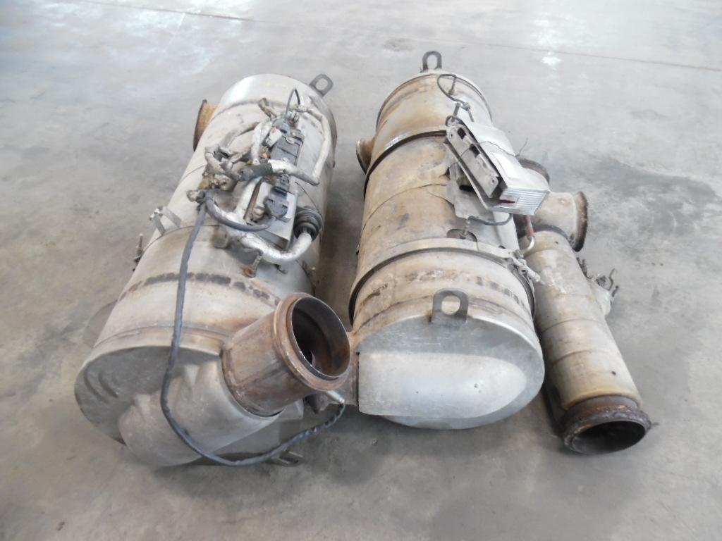 2011 Peterbilt 386 Stock 53177 Diesel Particulate