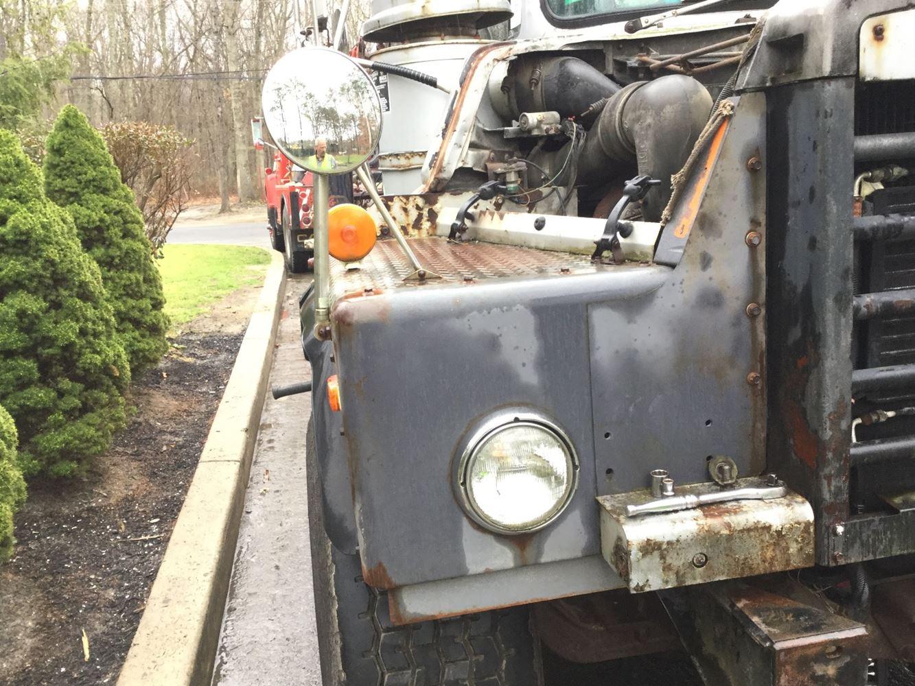 Mack Truck Salvage Parts Mr688s Wiring Diagram
