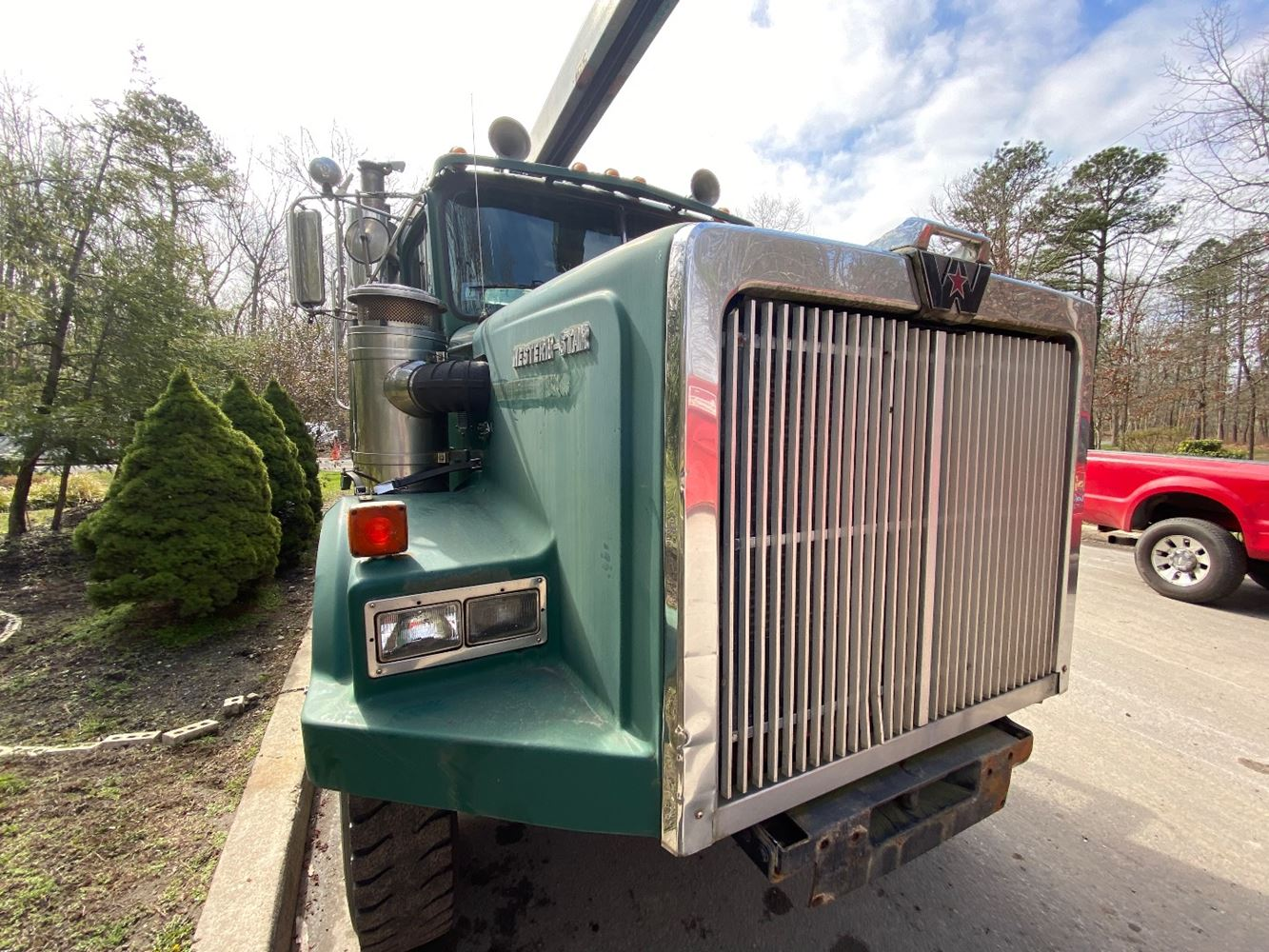1989 Western Star 4864s Stock T Salvage 2070 Wh 971 Tpi