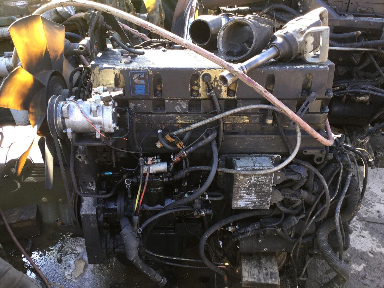1993 Cummins L10 (Stock #T-SALVAGE-1500-CUE-2780) | Engine