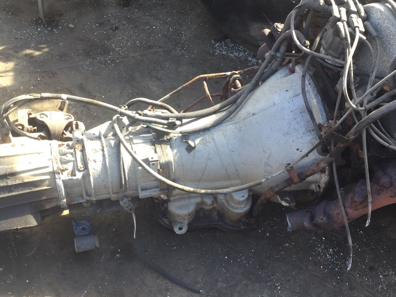 46re Transmission For Sale >> 1999 Dodge 46re Stock T Salvage 1381 Dotm 1905