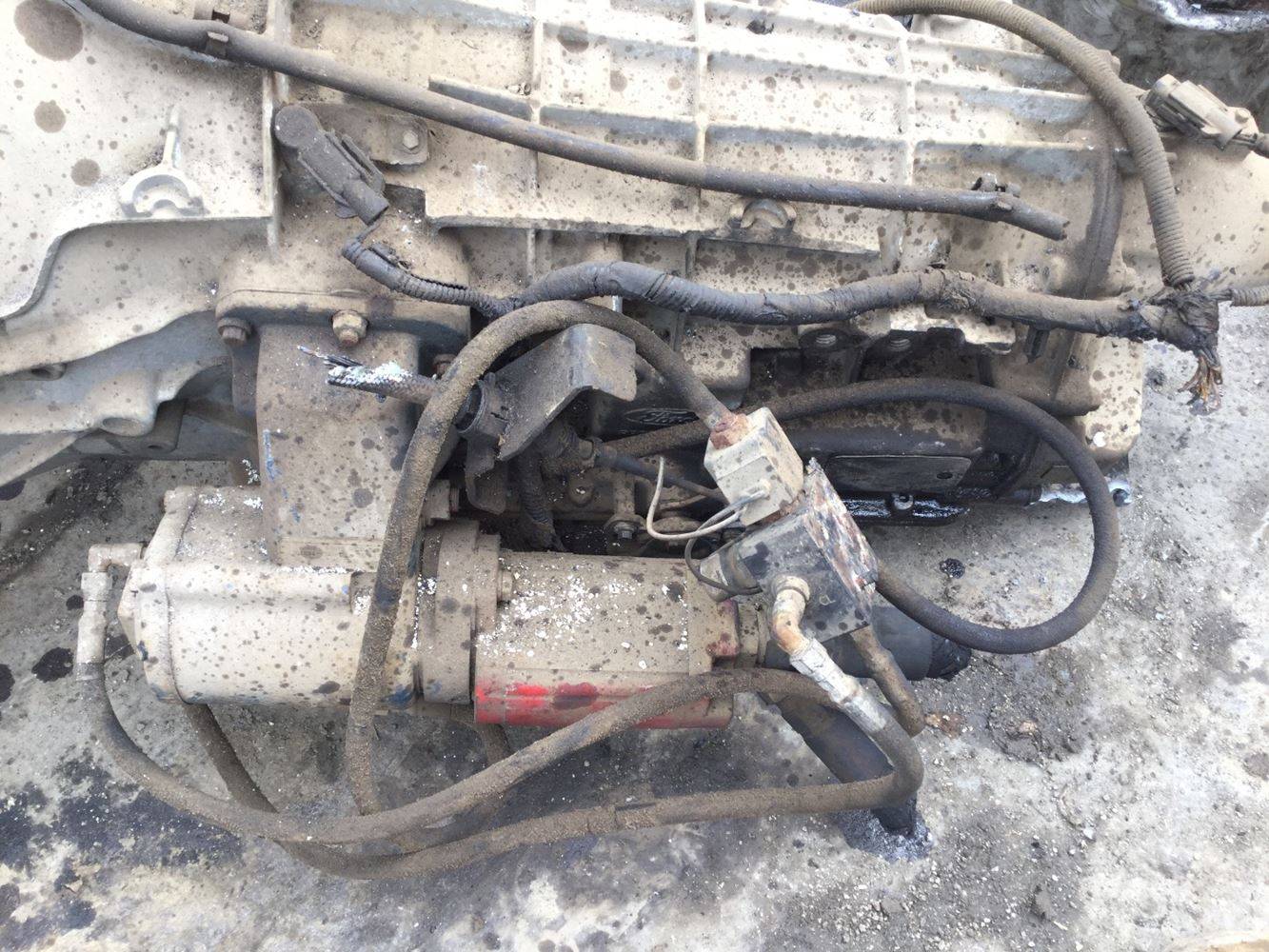 1999 Ford 4r100 Stock T Salvage 1540 Fotm 2059 E Tpi Transmission Wiring 29 March 2018 Image Subject To Change