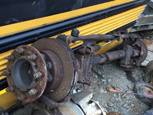 Ford F550 Front Axles Complete Parts Tpi