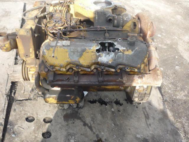 Caterpillar 3208 Stock Cat 034 Engine Assys Tpi