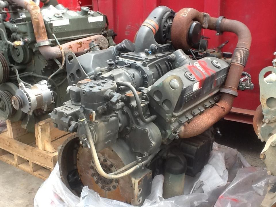Detroit 8v92 Twin Turbo