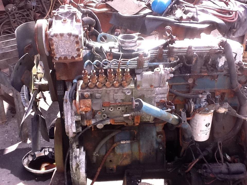 International DT466 (Stock #IE-081) | Engine Assys | TPI