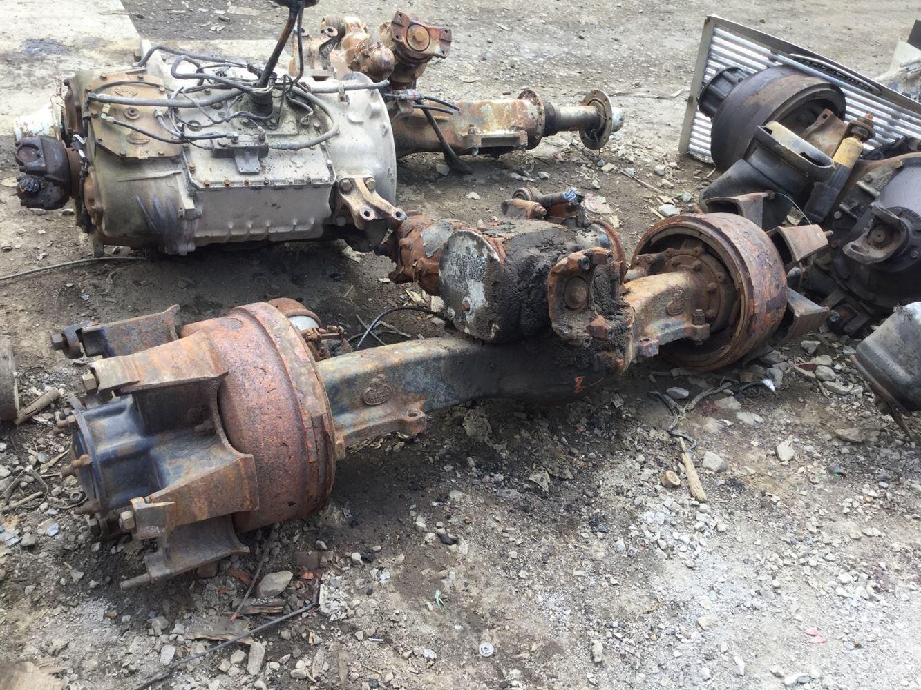 Mack CRD92 (Stock #MFR-351) | Front Rears (Tandem Front) | TPI