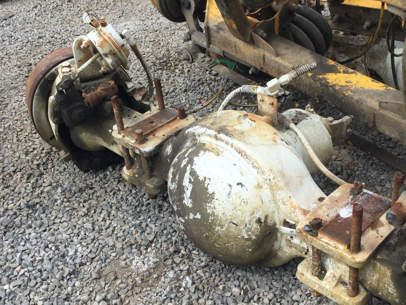 Meritor Drive Axle Parts : Meritor rockwell stock t fda front drive steer