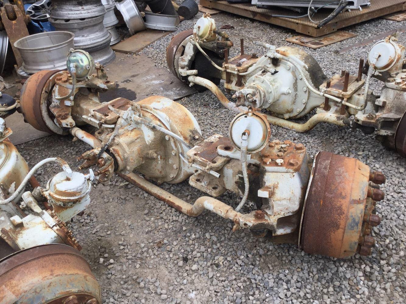 Meritor Drive Axle Parts : Meritor rockwell n a stock t fda front drive