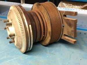 caterpillar fan clutch hub parts tpi. Black Bedroom Furniture Sets. Home Design Ideas