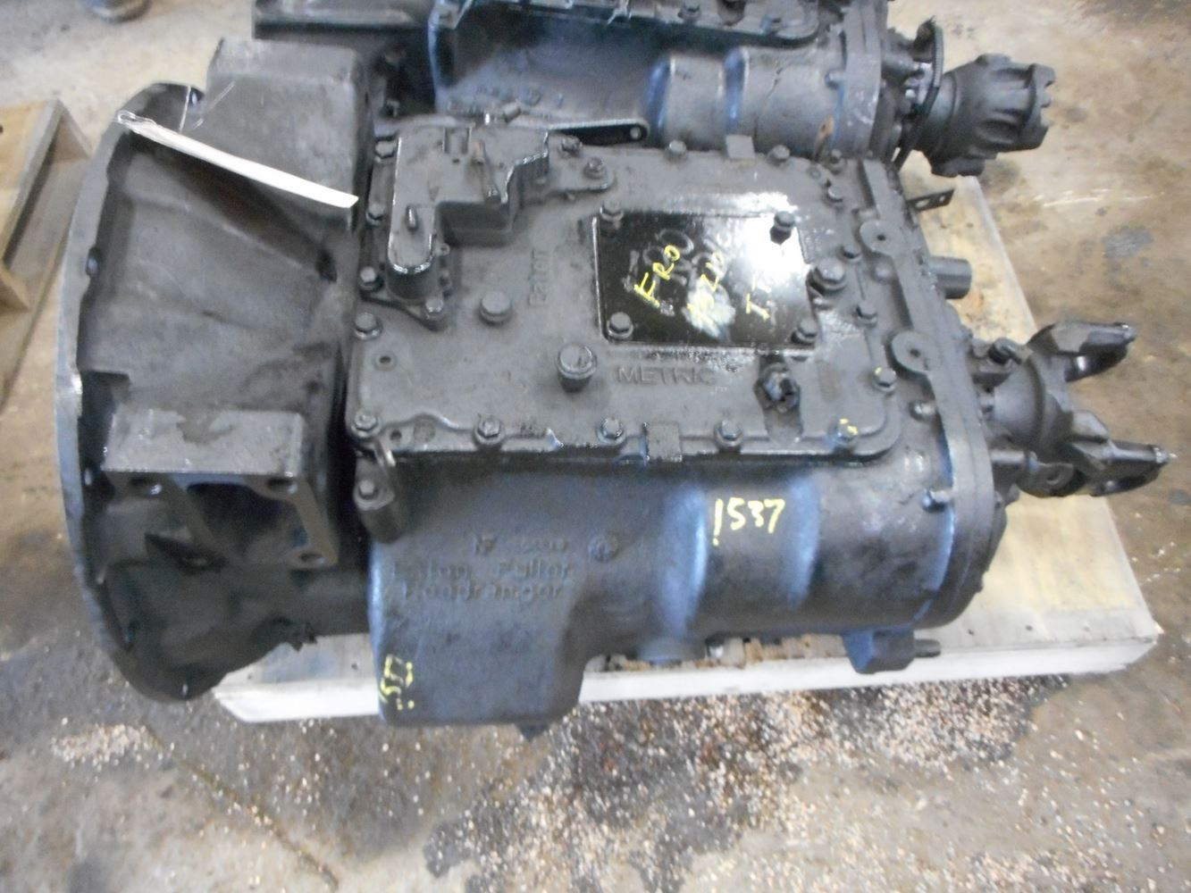 Fro16210c Transmission manual