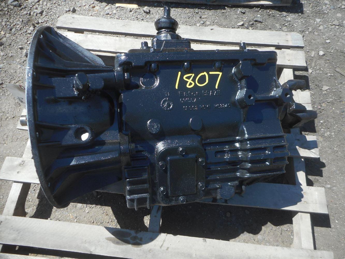 Fuller fs 6406 transmission specifications