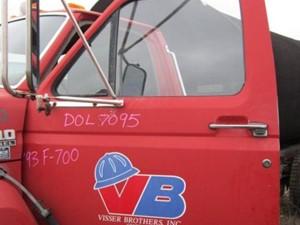 1993 Ford F700 Doors (Stock #DOL7095) Part Image & Ford F700 Door Parts | TPI Pezcame.Com