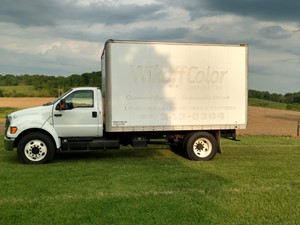 Ford F-650 - Complete 4479