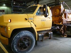 Ford F700 - Salvage F70-1397