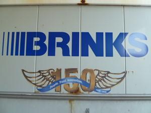 International 4700 (BRINKS) - Salvage BRI-4803