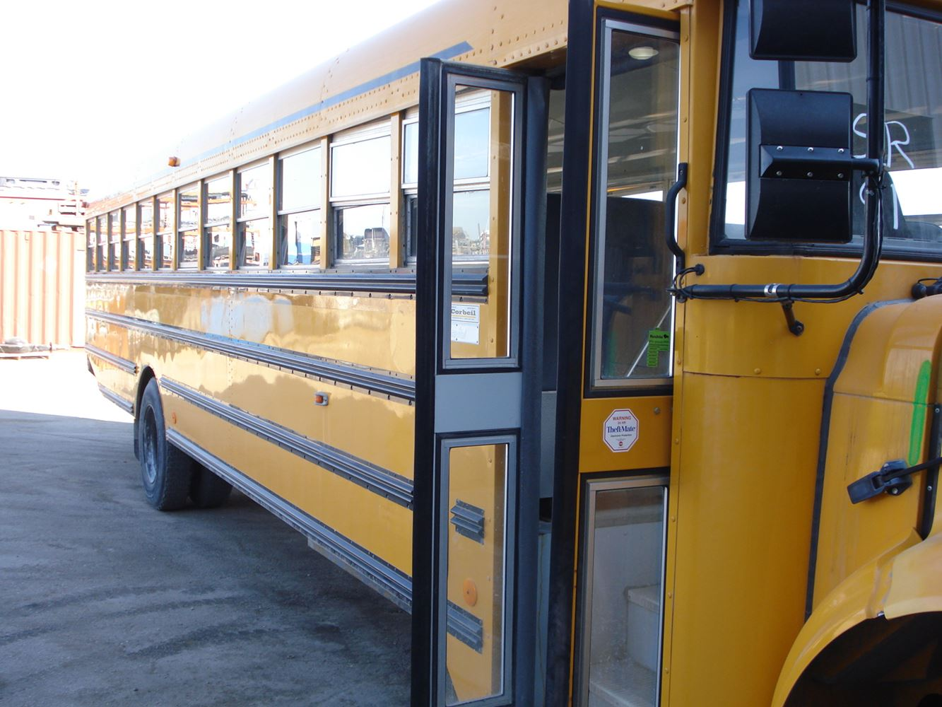 1998 International 3800 4x2 Bus