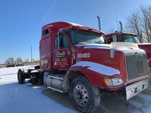 International 9200I - Salvage INT07518