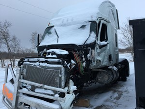 Salvage Heavy Duty Freightliner Cascadia Trucks   TPI