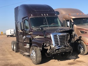 Freightliner Cascadia 125 - Salvage TR119
