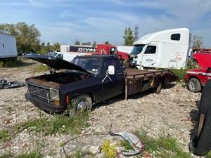 Chevrolet C3500 - Salvage 21-164