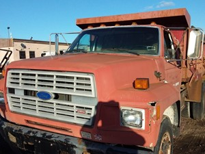 Ford F700 - Salvage 19-149