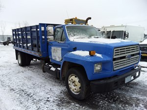 Ford F700 - Salvage 19-167