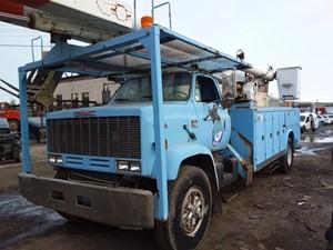 GMC C7000 - Salvage 21-156