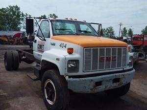 GMC C7000 Topkick - Salvage 21-096