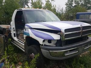 Dodge Ram Pickup - Salvage 21-130
