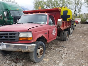 Ford F-450 - Salvage 19-076