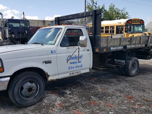 Ford F-350 - Salvage 20-101