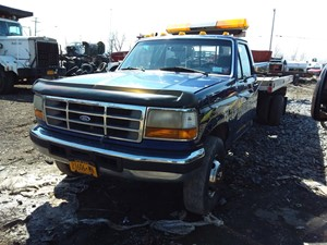 Ford F-450 - Salvage 20-027
