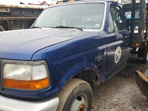 Ford F-350 - Salvage 21-006