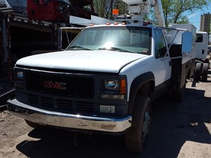 GMC Sierra - Salvage 19-095