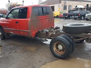 Dodge Ram Pickup - Salvage 20-162