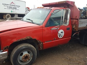Chevrolet C3500 - Salvage 21-009