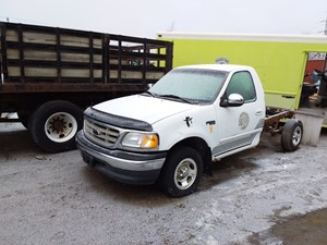 Ford F-150 - Salvage 21-003