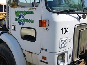 Autocar WX - Salvage 21-098