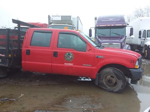 Ford F-350 - Salvage 19-086